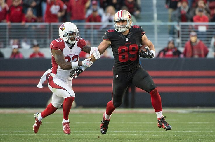 the latest e7ebe 020d2 49ers: Has Tight End Vance McDonald Been Underutilized?
