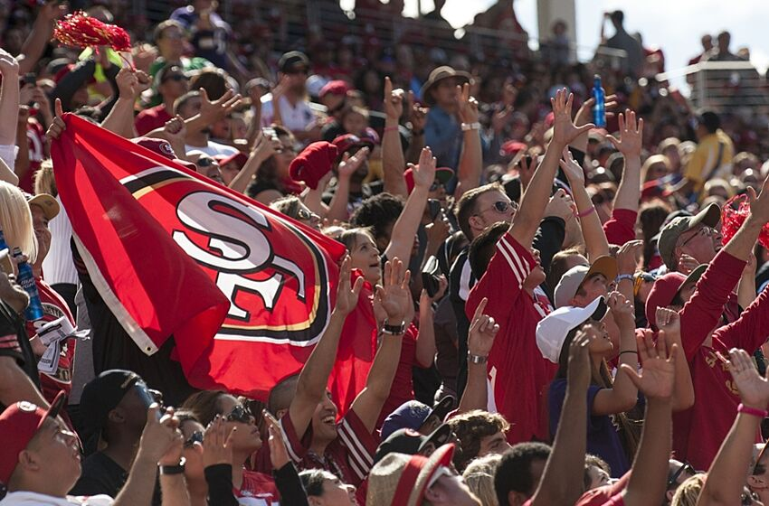 24a6bbb63 49ers Fans Are the Best in the NFL   Niner Noise Wants Proof