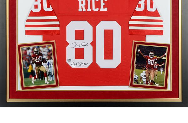 404fd255173 San Francisco 49ers Gift Guide: 10 must-have Jerry Rice items
