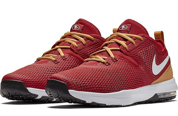 d5521e55f Check out these San Francisco 49ers Nike Air Max Typha 2 shoes