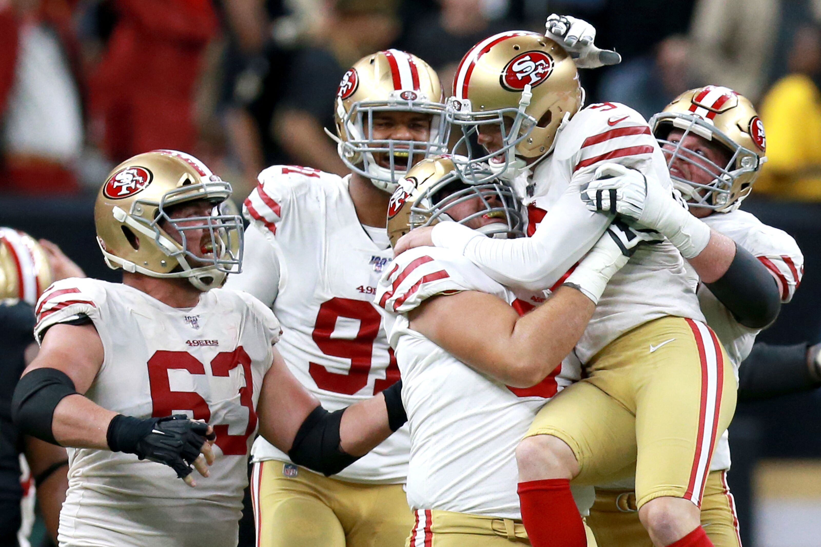 Position grades, analysis from 49ers narrow, thrilling victory over Saints