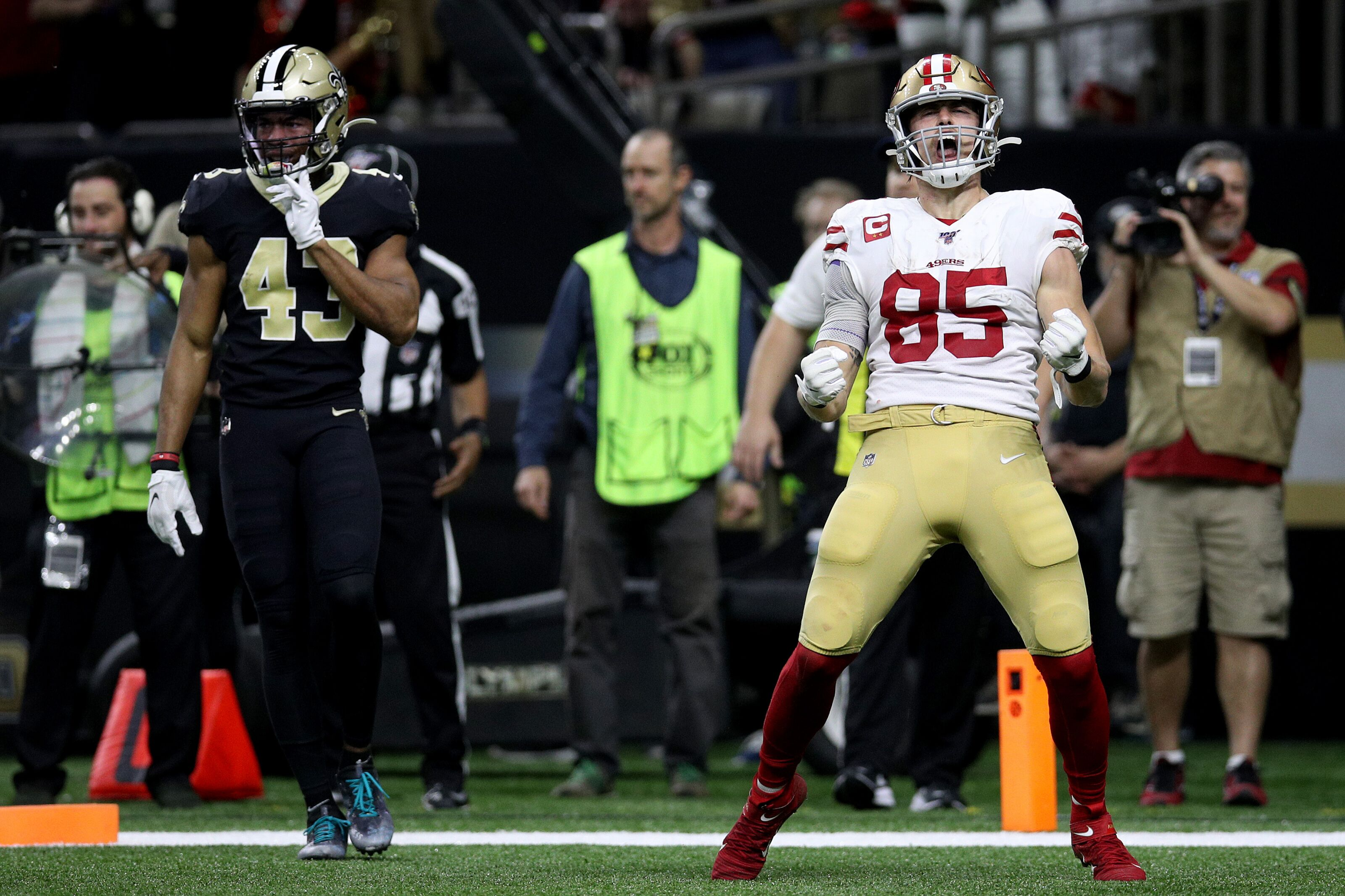 Biggest winners, losers from 49ers nail-biting Week 14 win vs. Saints