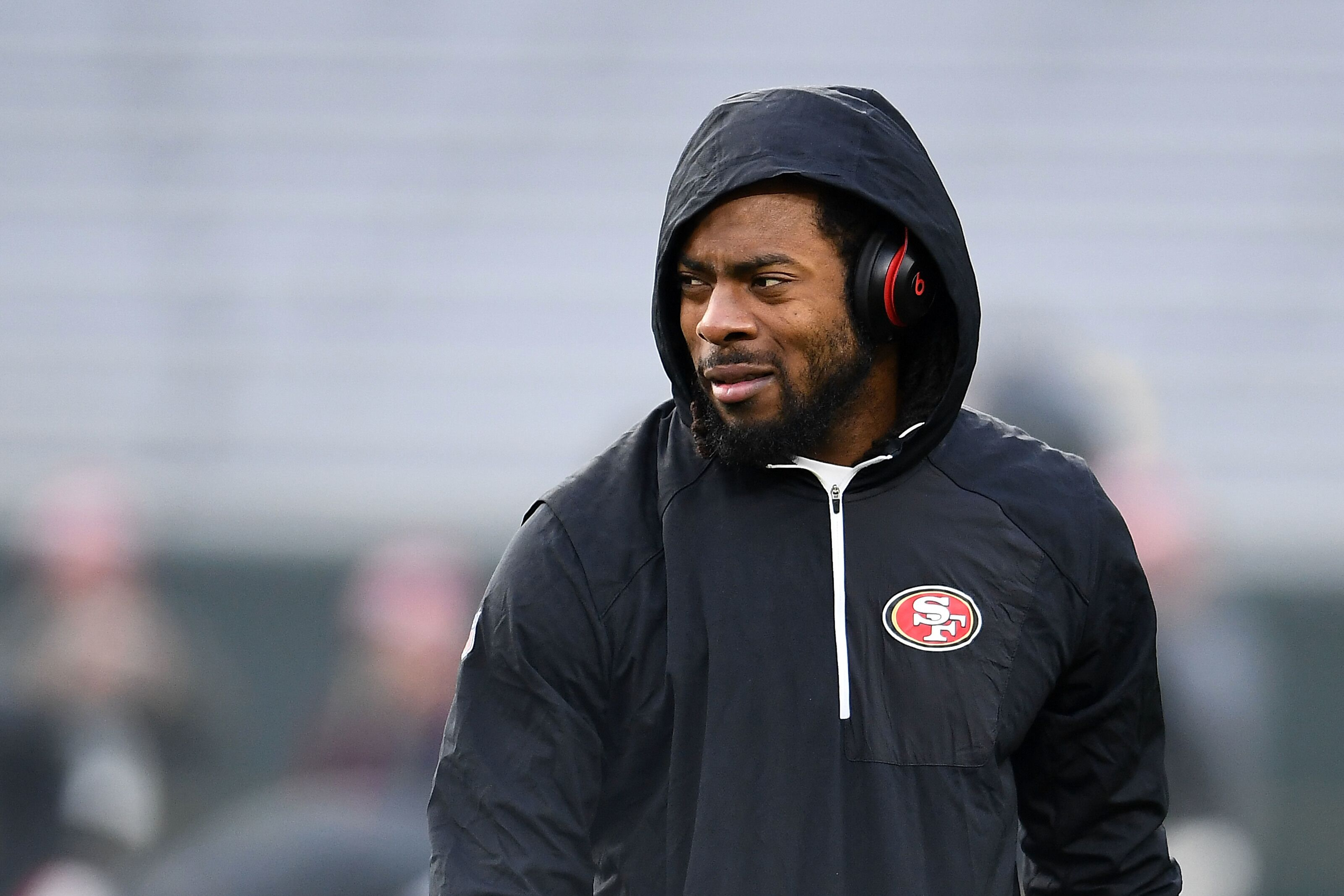 49ers Richard Sherman: 'You can't worry about what the experts say'