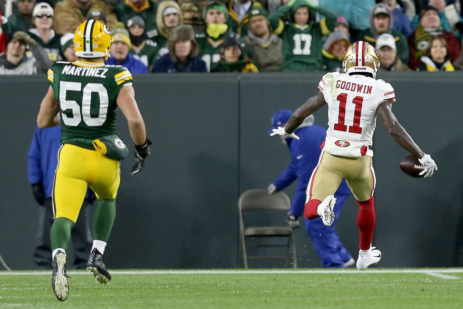 What worked, what didn't from the 49ers offense in Week 6