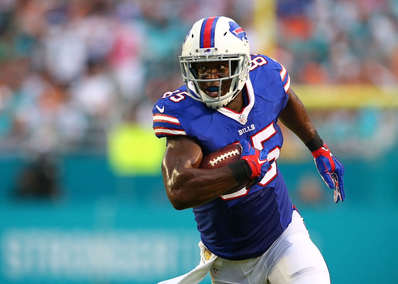49ers 2019 free agency targets: Tight end Charles Clay