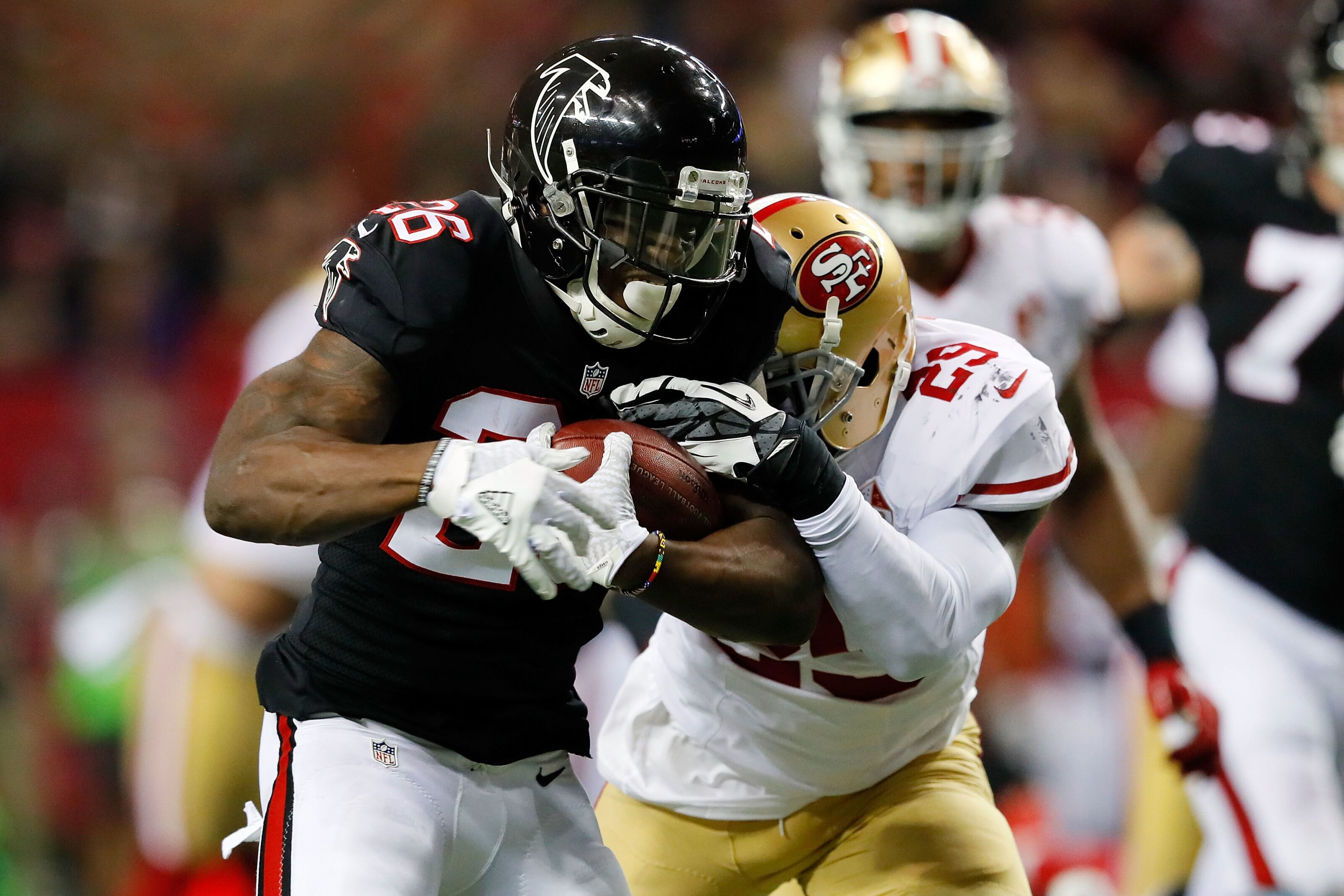 Fantasy football: Tevin Coleman, not George Kittle your best 49ers option?