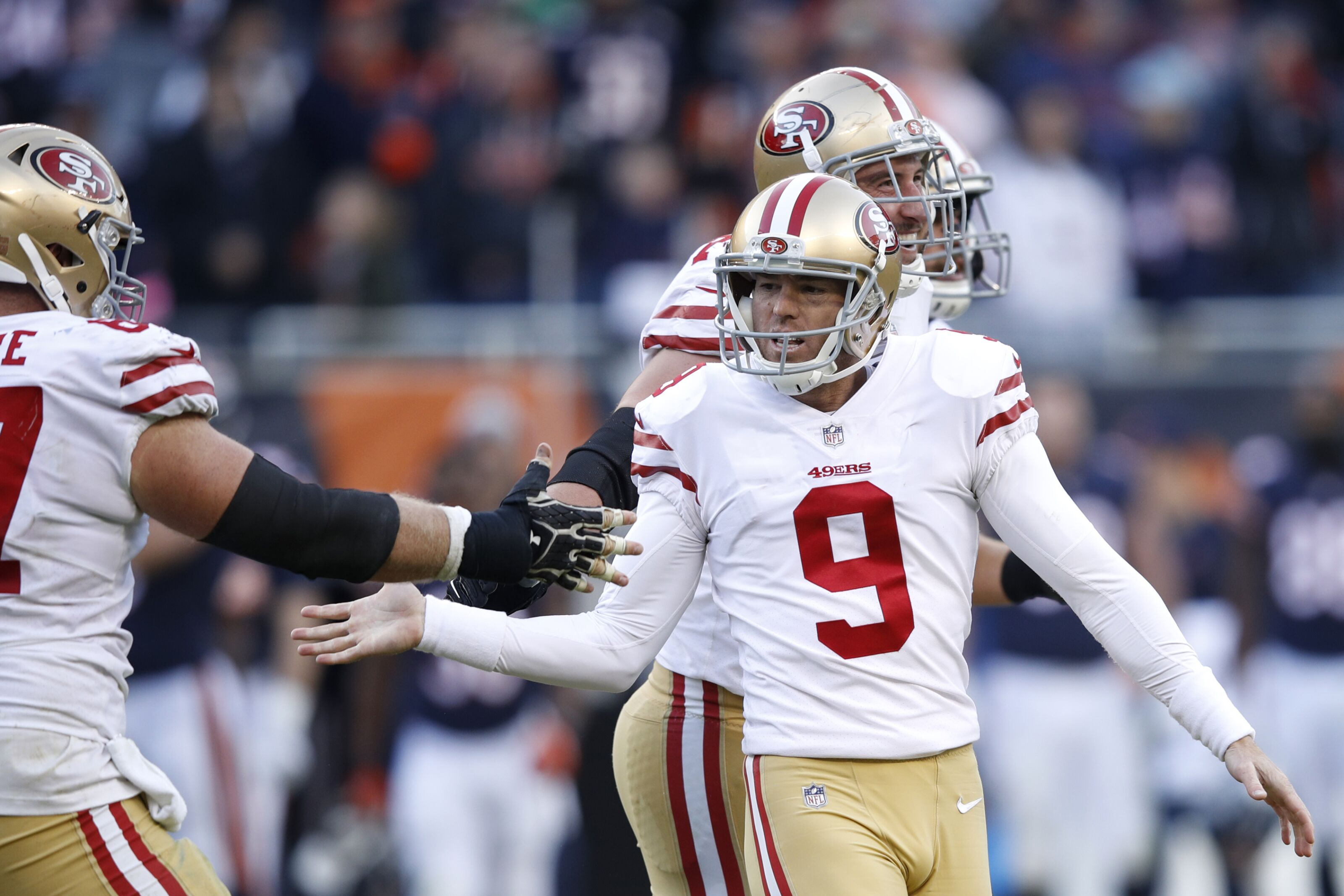 What Robbie Gould's trade request means for the 49ers
