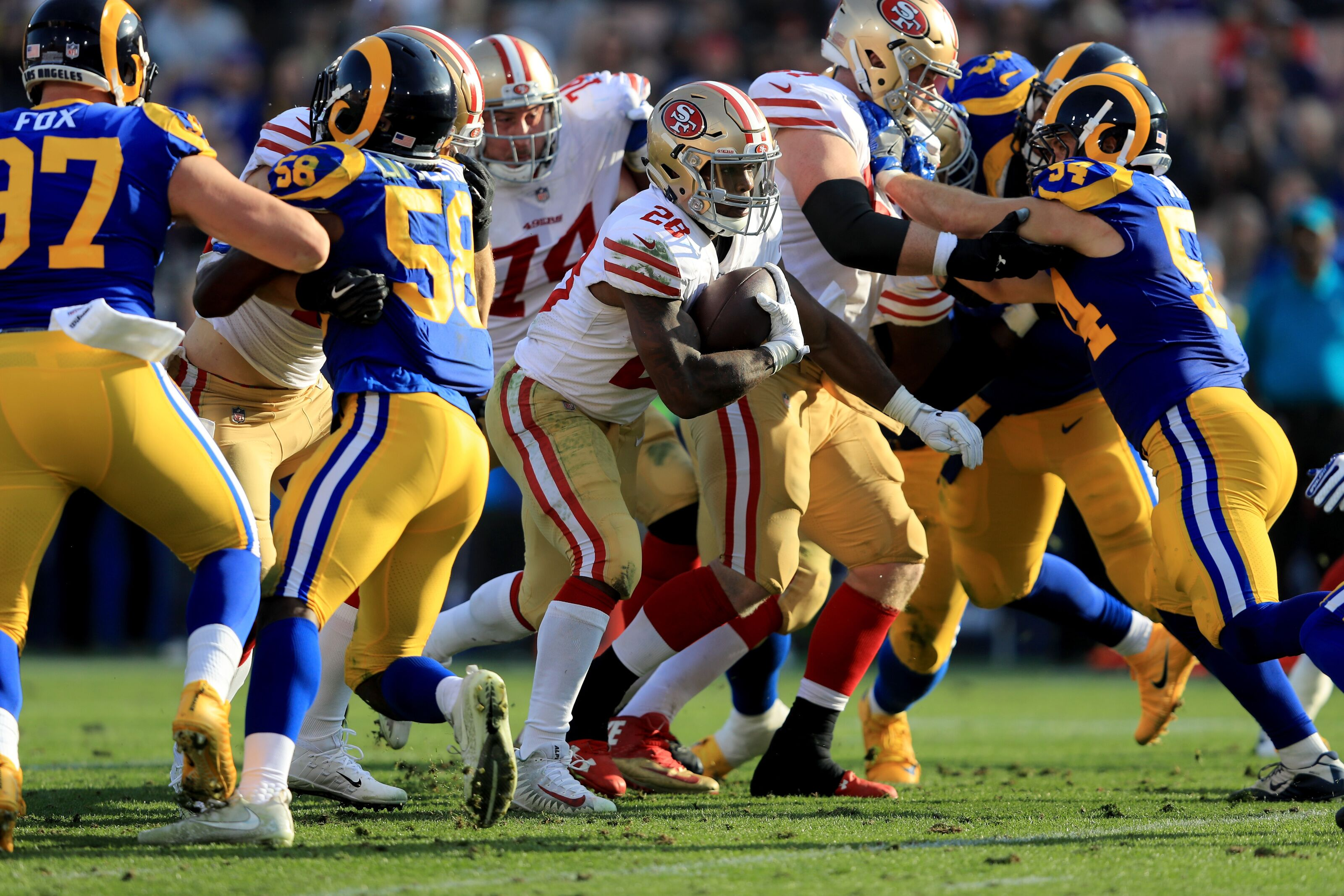 49ers schedule: Forecasting the final 4 games of 2018 NFL season