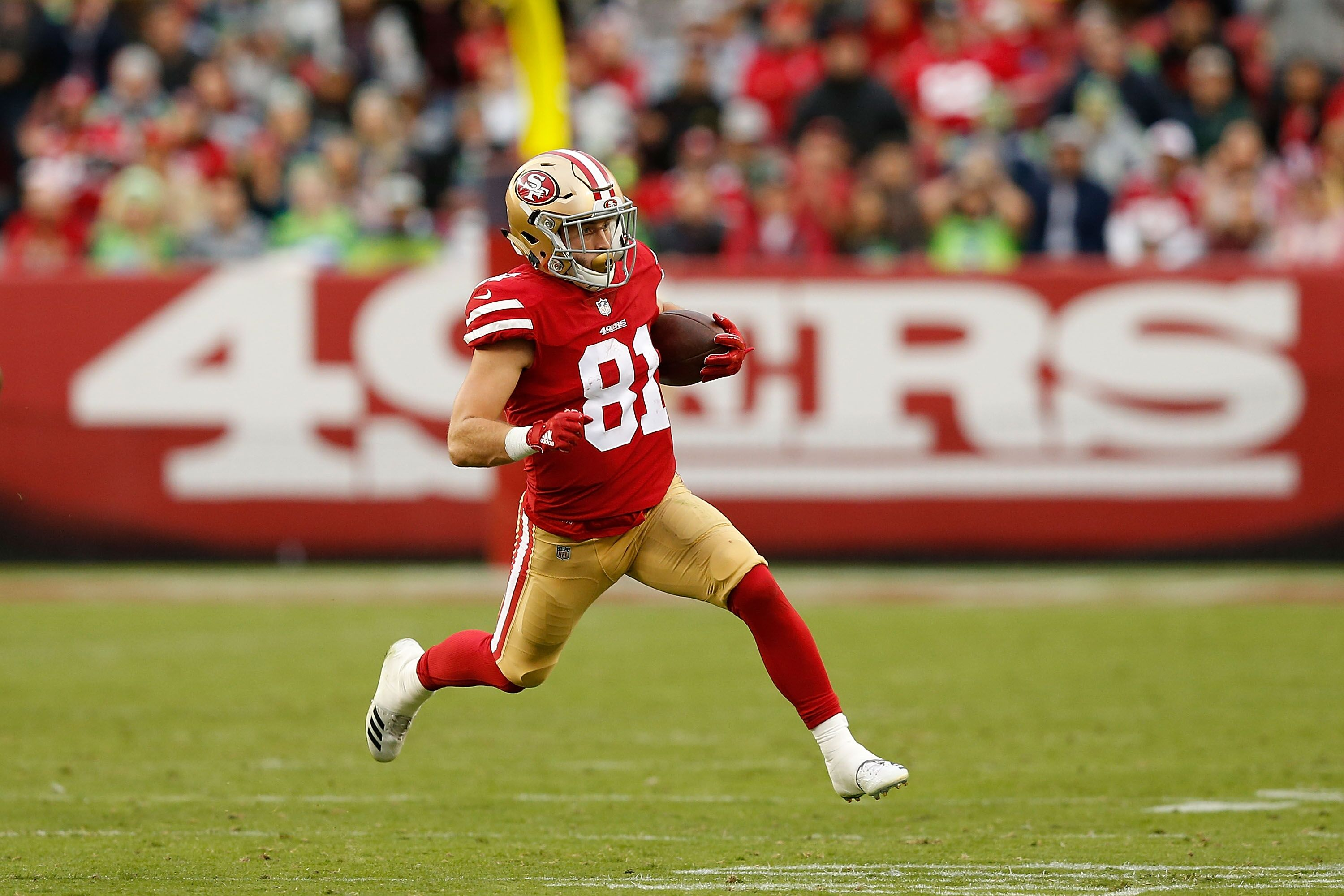 Image result for trent taylor 49ers