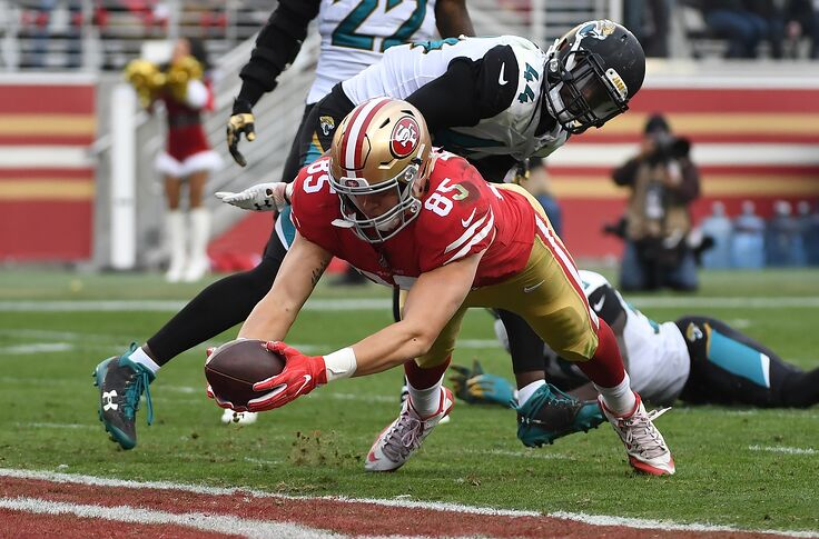 Fantasy Football The George Kittle Show Is Fully Upon Us