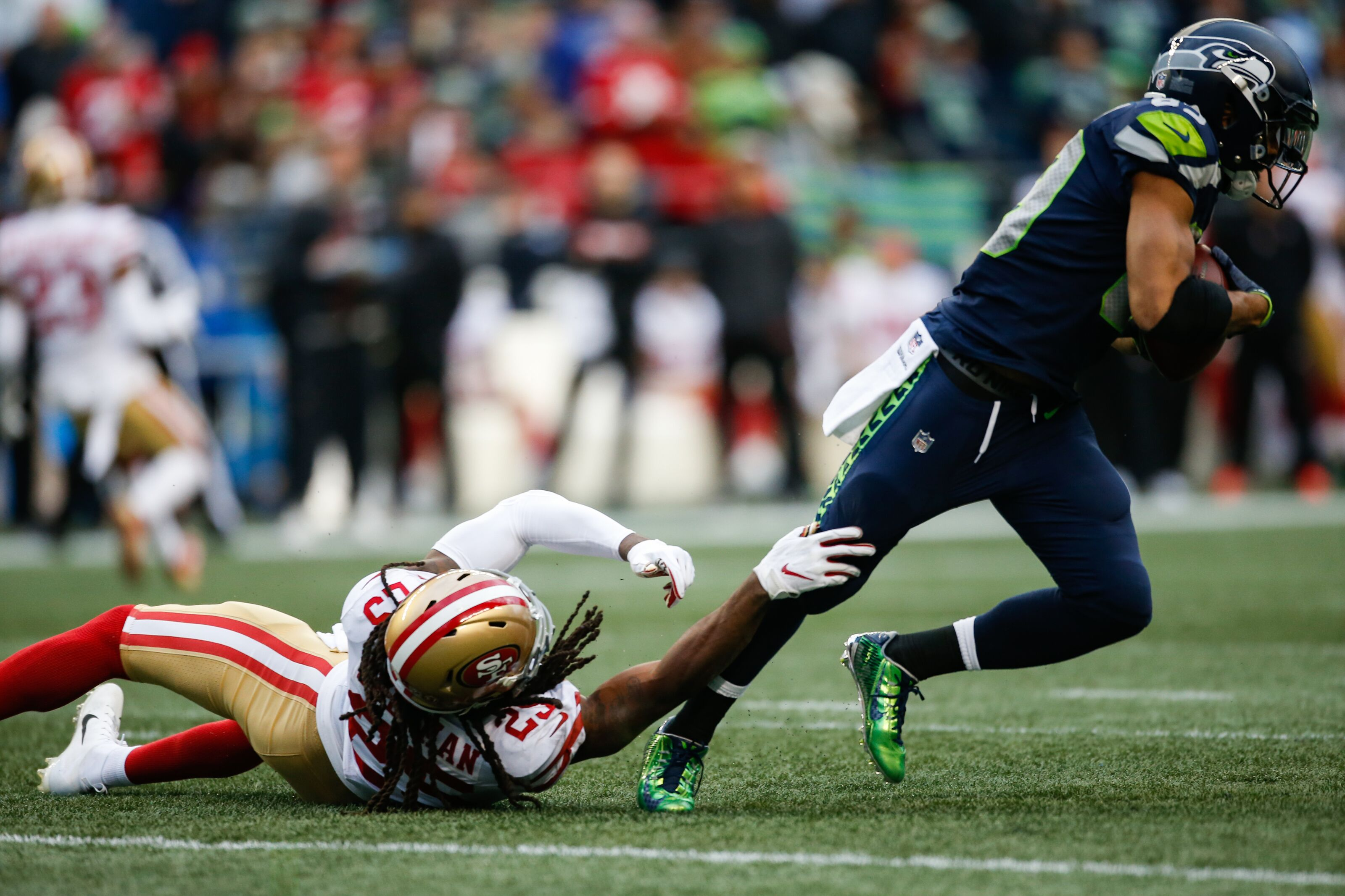 49ers vs. Seahawks: Dissecting the reasons behind San Francisco's loss