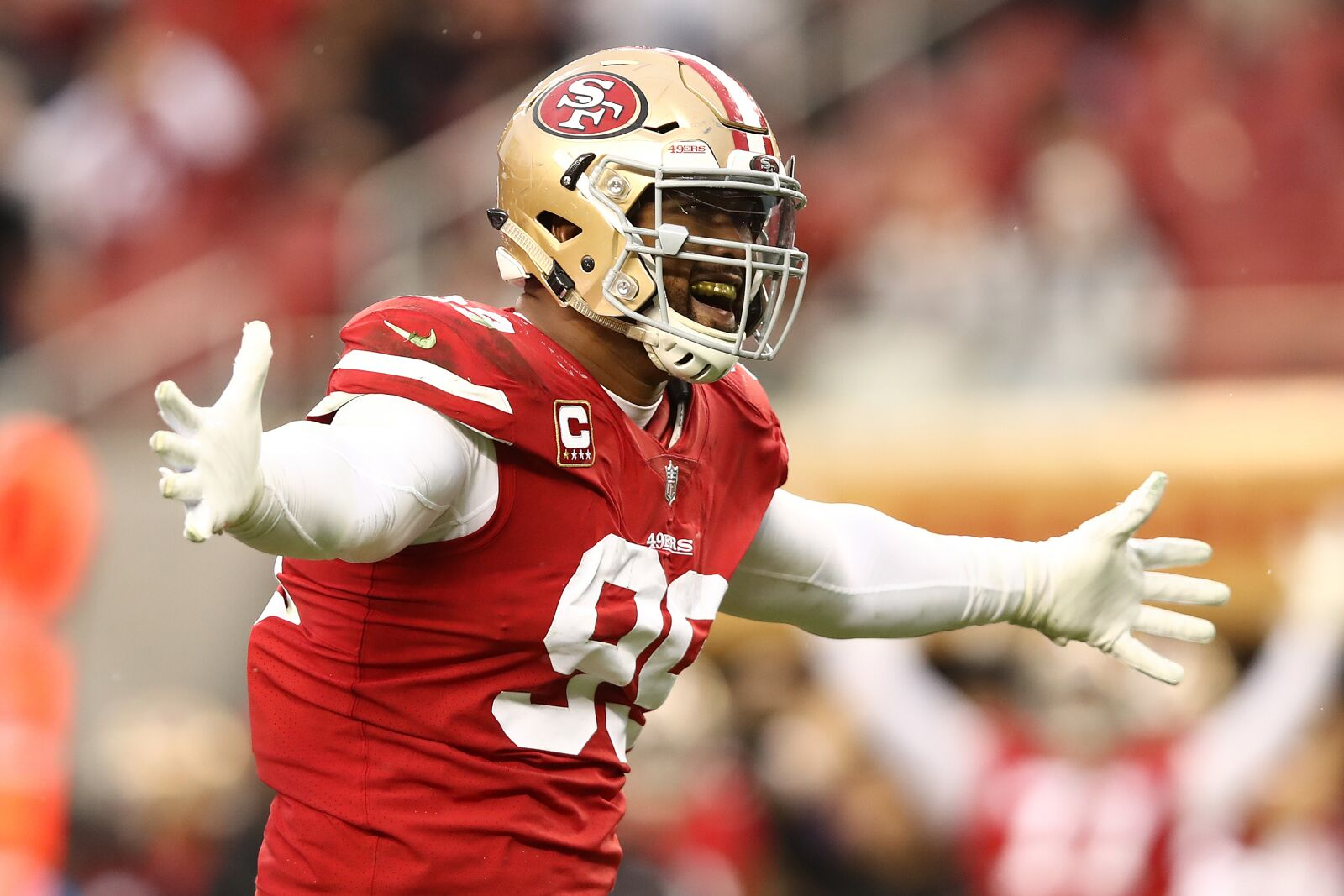 San Francisco 49ers: Projecting what a DeForest Buckner extension might look like