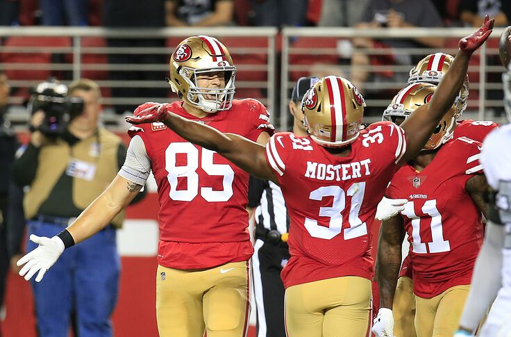 check out 1bdc0 3f532 49ers: How Jerick McKinnon knee injury complication shakes ...