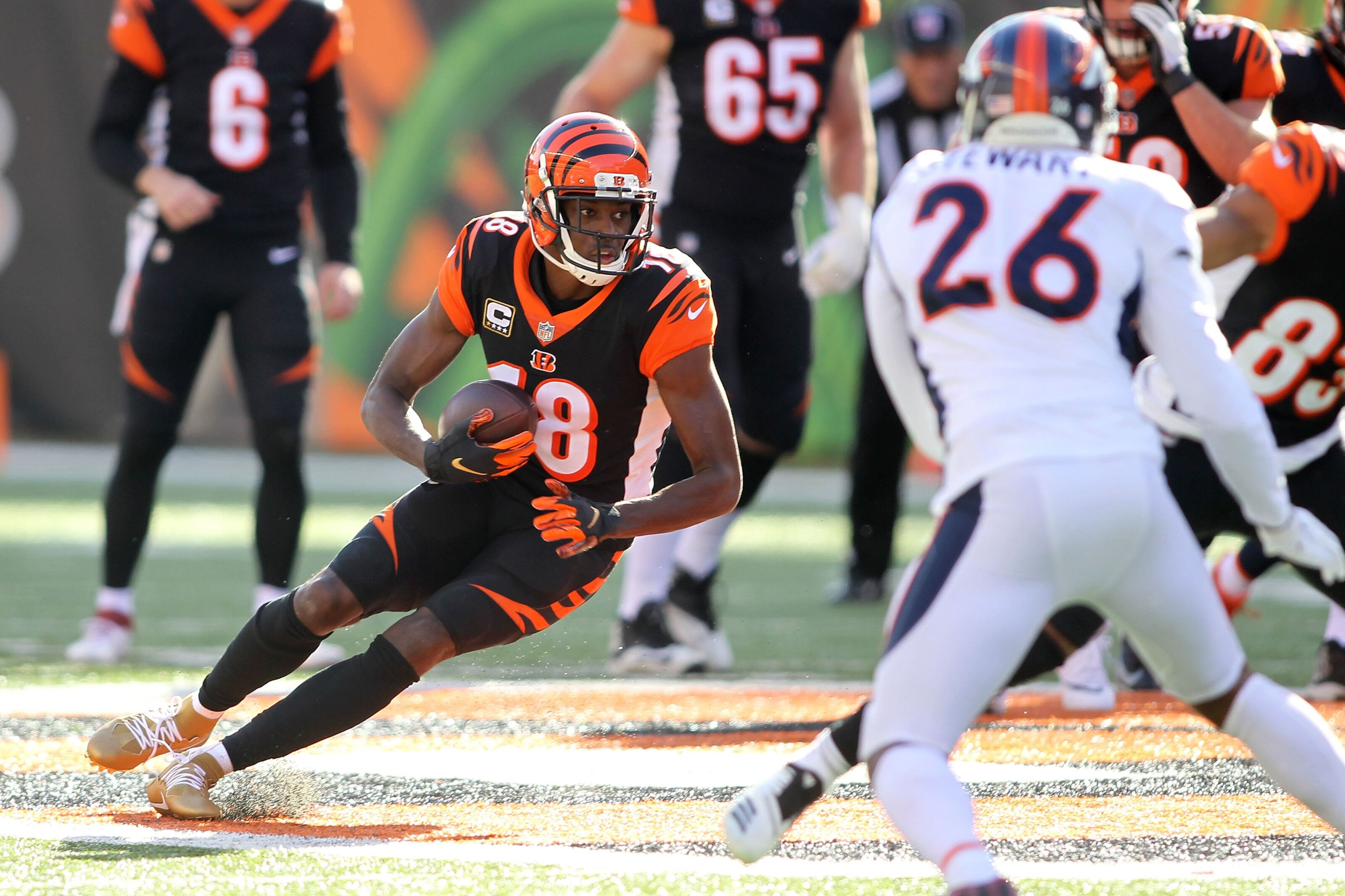 Why A.J. Green is the perfect wide receiver for the 49ers