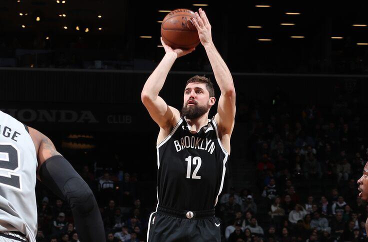pretty nice 77813 52b75 Brooklyn Nets: Joe Harris just keeps hittin' buckets
