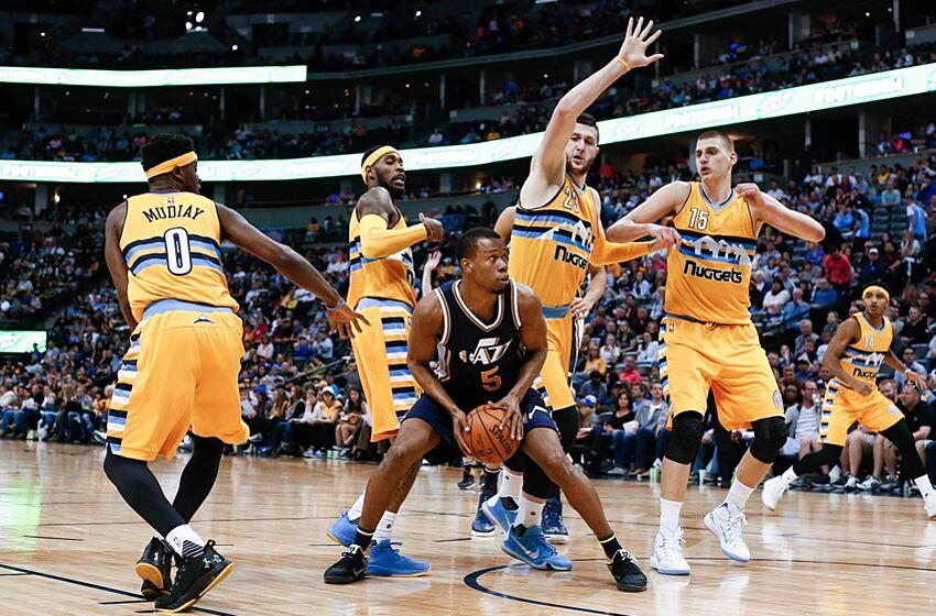 Denver Nuggets  Chosen by CBS as a Breakout Team in 2016-2017 569f0c987