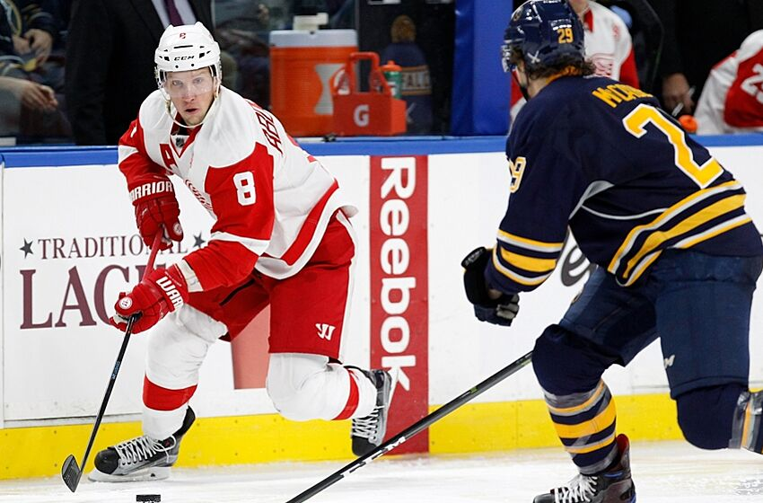 detroit red wings f justin abdelkader out 2 4 weeks. Black Bedroom Furniture Sets. Home Design Ideas