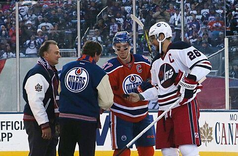 separation shoes e72a9 12c4c Edmonton Oilers: Wayne Gretzky Discusses Changing Team