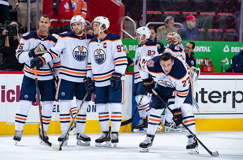 d23b04ed4 Edmonton Oilers  Secondary Scoring Need To Make Up For Defense