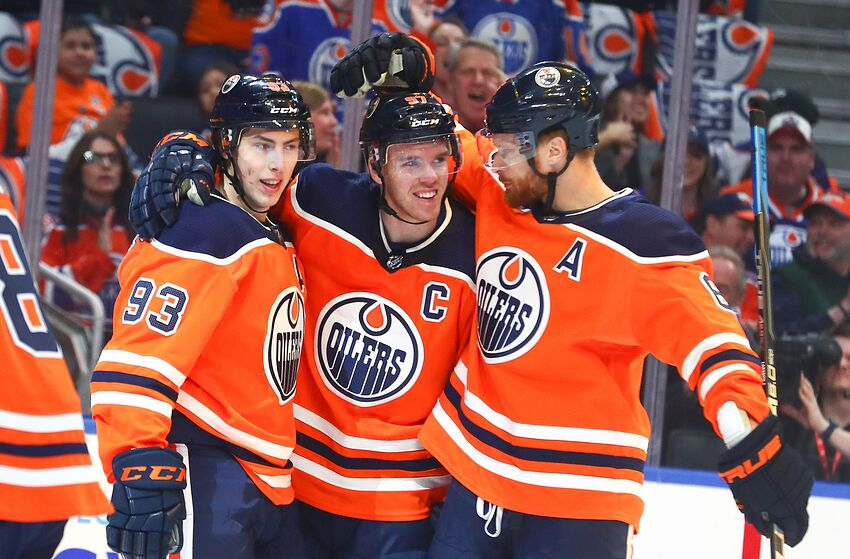 Edmonton Oilers  Is The Month Of October A Concern  2c8c58428