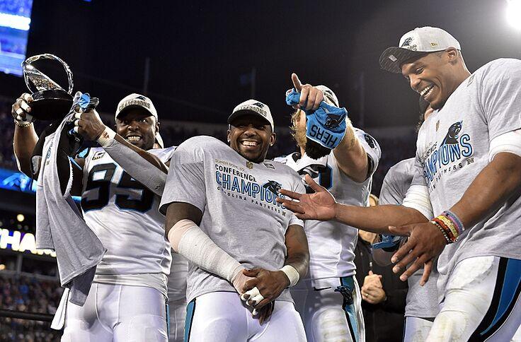 huge selection of 2eaa2 86f7d Carolina Panthers: Good Luck to Thomas Davis