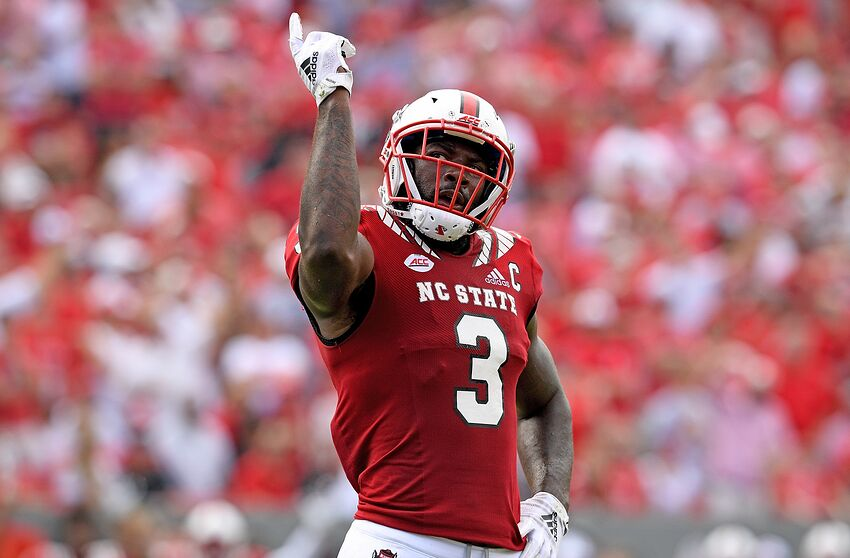 d7cd945db6a NC State Football  Wolfpack holds on for 28-23 victory over Boston ...
