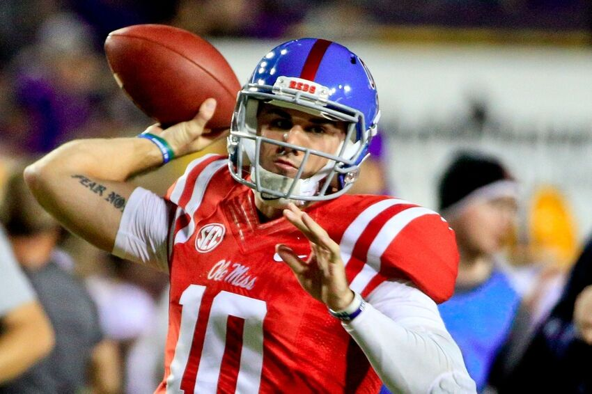 Ole Miss Football Engram Wunderlich And Kelly Earn All Sec Honors
