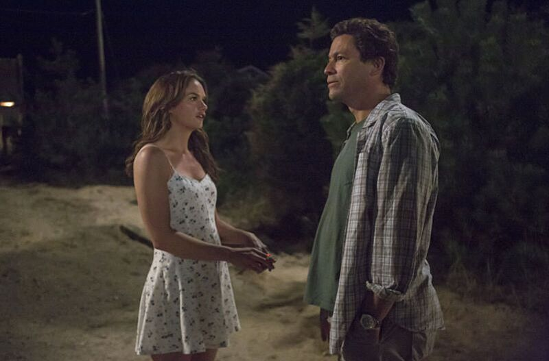 Ruth Wilson & Dominic West in The Affair