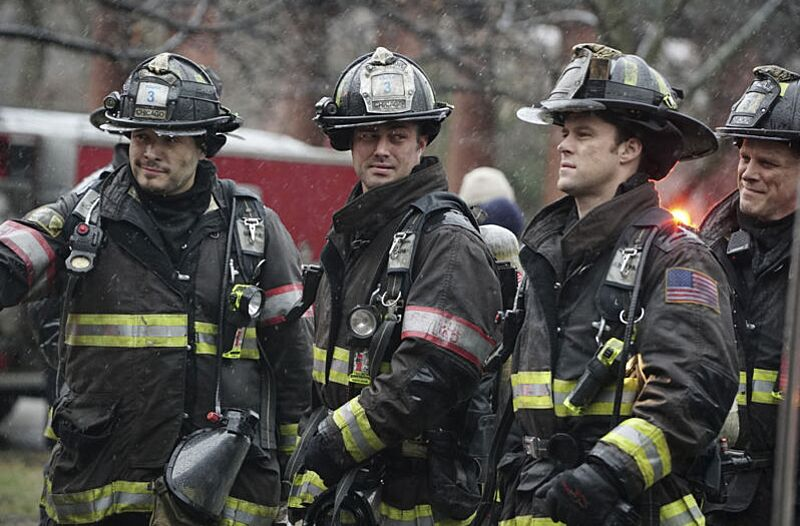 matt casey and severide