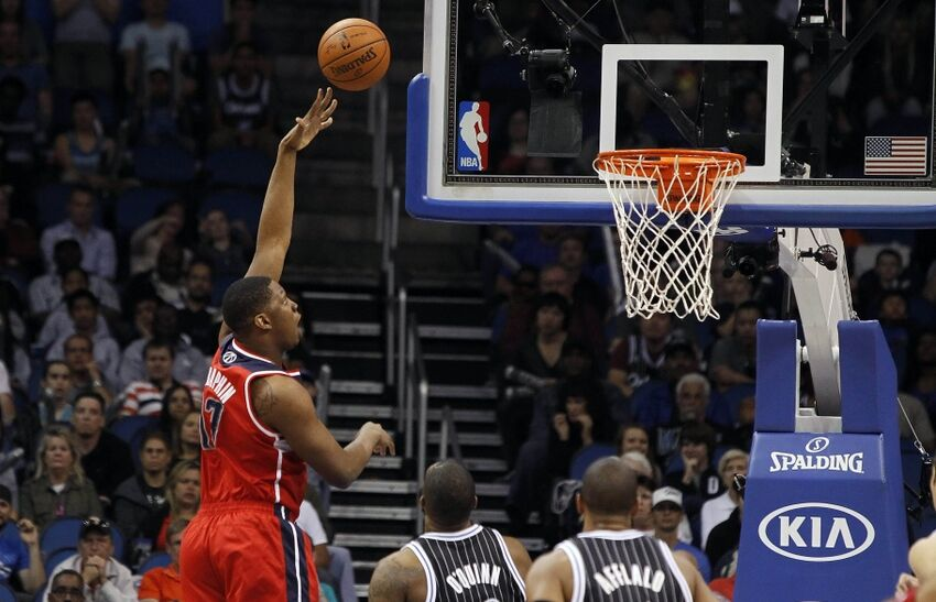 Free Agency: Orlando Magic Could Use Kevin Seraphin