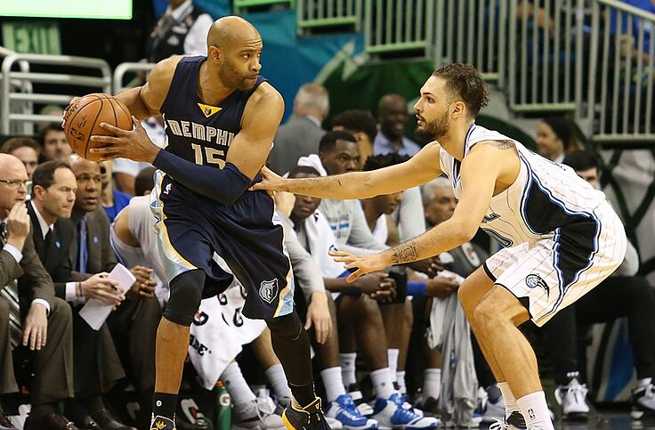 new product 2bc0f aef31 Vince Carter with the Orlando Magic: A retrospective