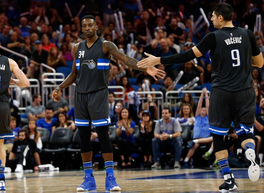 The Jeff Green experiment is not working for Orlando Magic