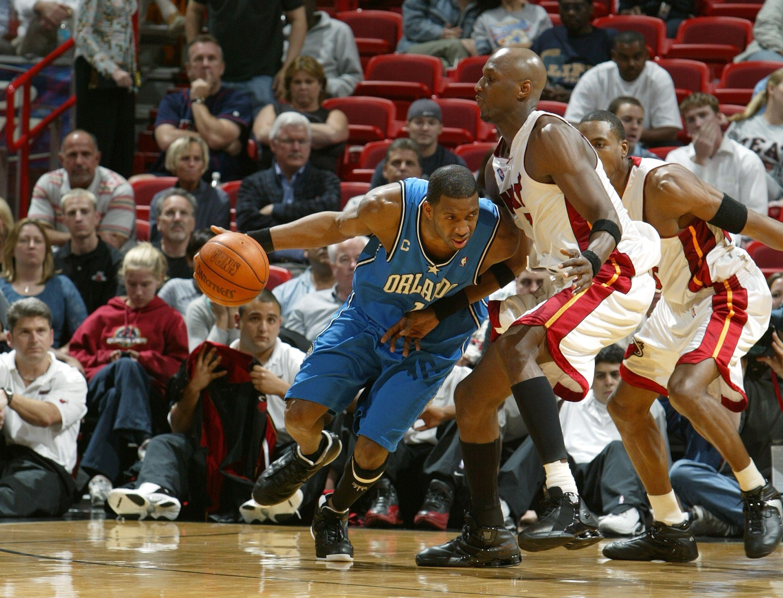 Orlando Magic Roster 2004