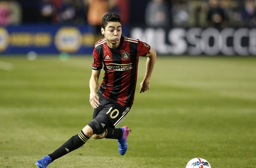 Arsenal: Miguel Almiron More Of The Same, Which Is Perfect