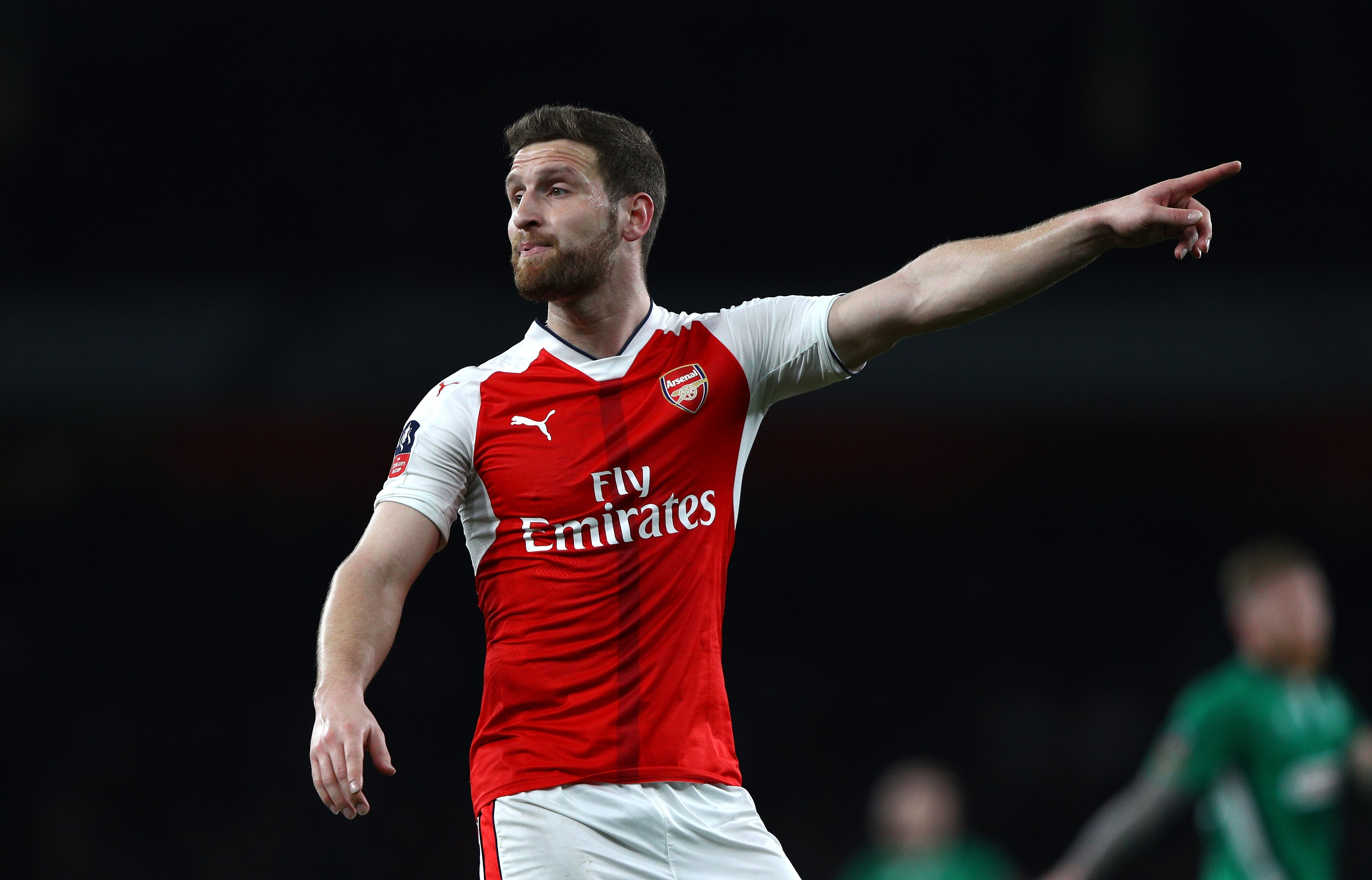 Image result for arsenal mustafi