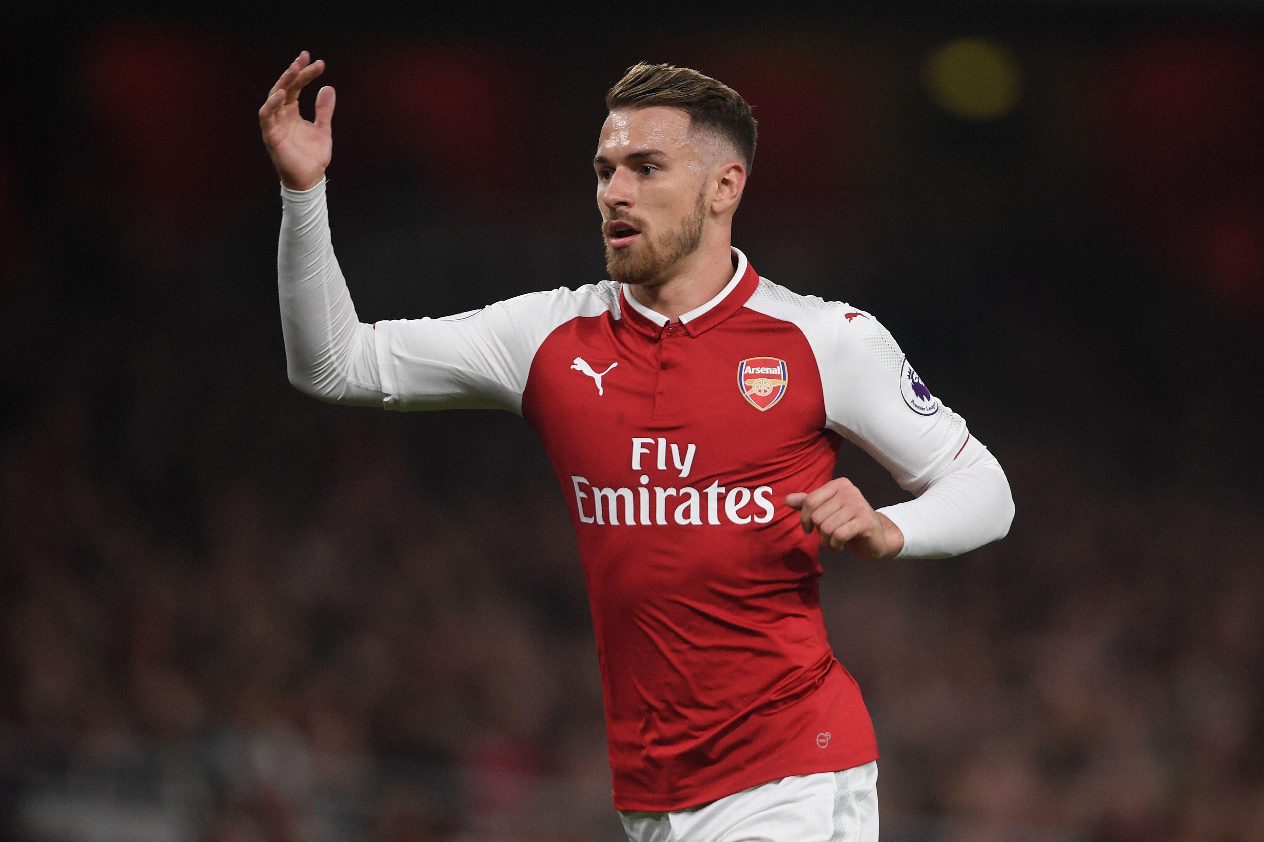 Ramsey Sudah Tanda Tangan Kontrak Dengan Juventus