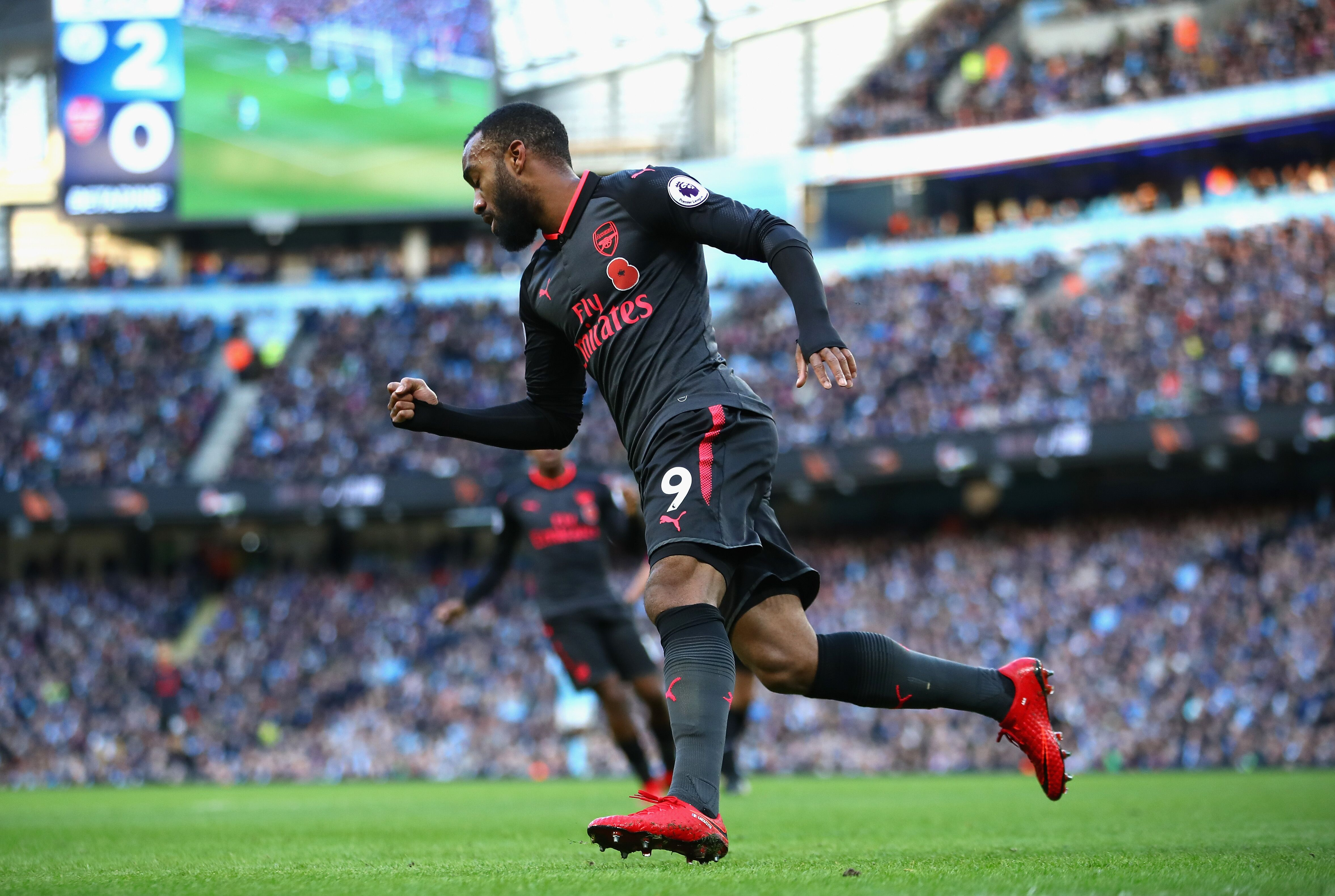 Arsenal Alexandre Lacazette Will Come Alive With Nabil Fekir Revolution