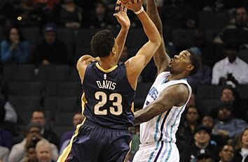f53b493a454 New Orleans Pelicans lose a tight game against Charlotte Hornets 98-94