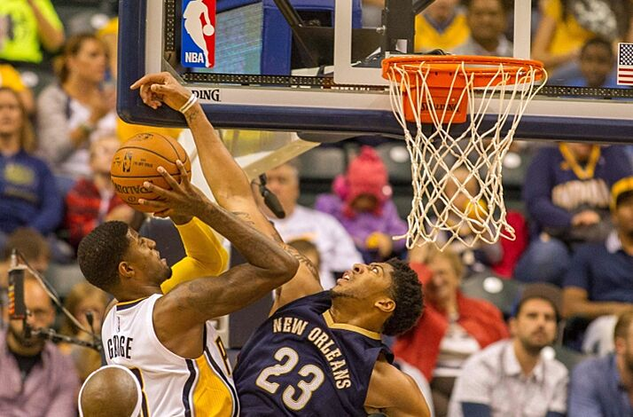 9a181351b25 New Orleans Pelicans Opponent Q A  Indiana Pacers