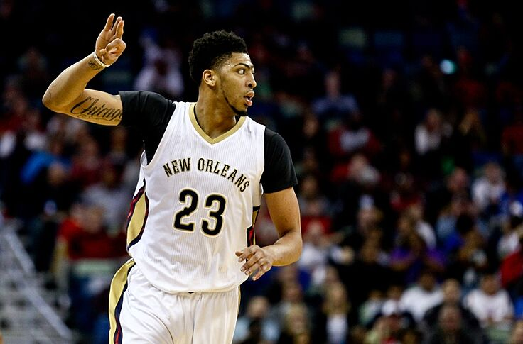 New Orleans Pelicans Year In Review Anthony Davis