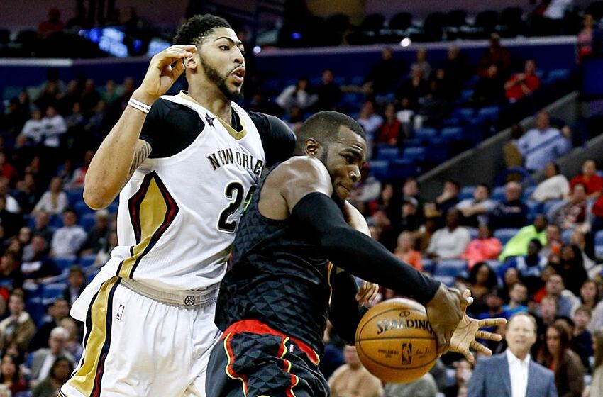 Final Thoughts  New Orleans Pelicans lose Atlanta Hawks in disappointing  fashion 1c0b83cb8
