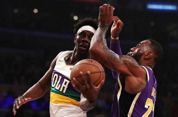 Pelicans Jrue Holiday Earned His Nba Respect This Season