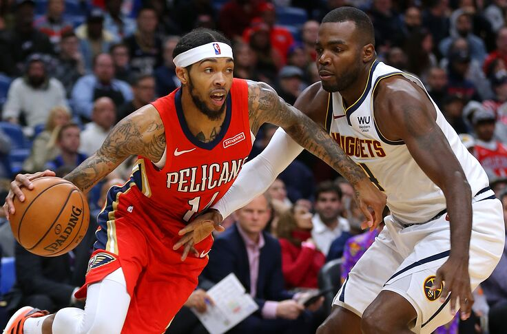 Brandon Ingram Becoming As Important To Pelicans As Zion
