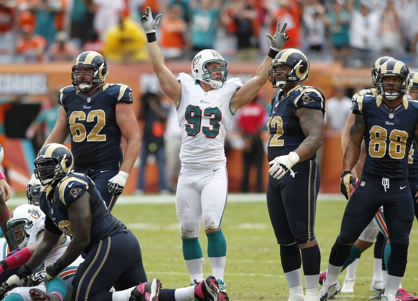 St Louis Rams Vs Miami Dolphins 5 Players To Watch