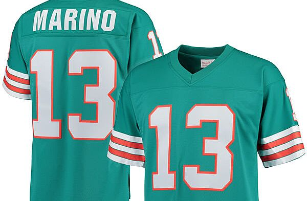 f7f46490a71 Miami Dolphins Gift Guide: 10 must-have Dan Marino items