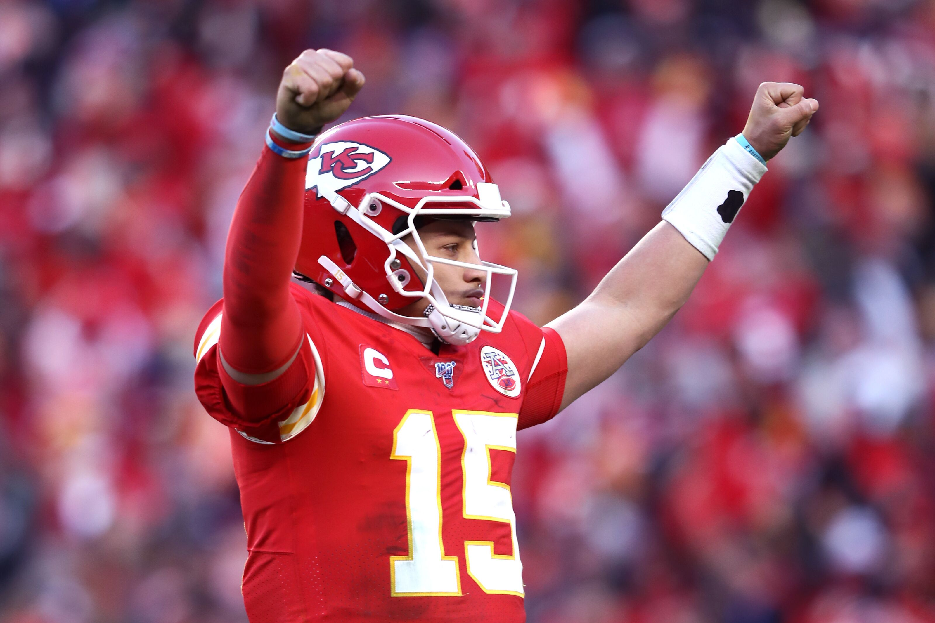 Kansas City Chiefs advance to Super Bowl LIV with win over Titans