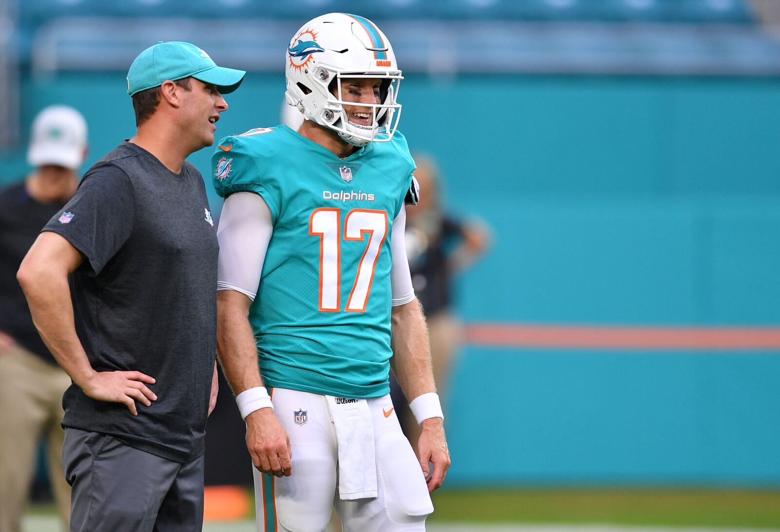 Are the win predictions right about the Miami Dolphins?