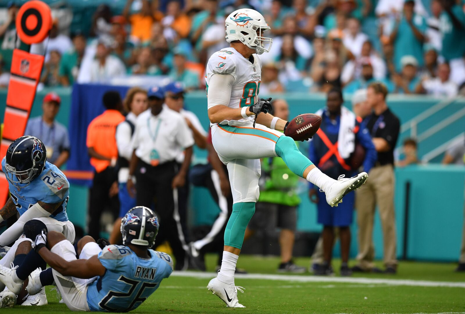 Miami Dolphins fans wonder where Mike Gesicki has disappeared to