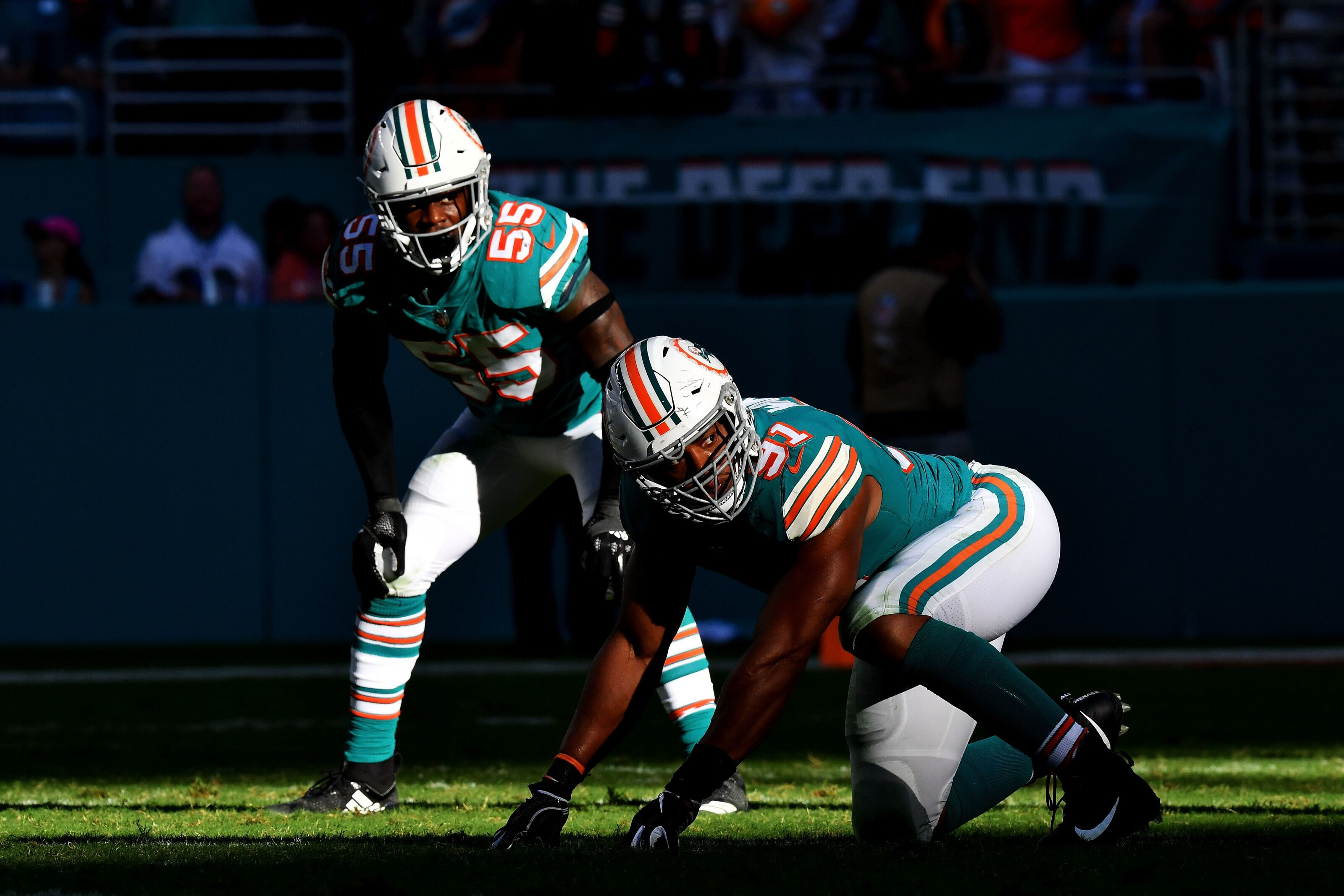 Miami Dolphins appear to have found their defensive leader