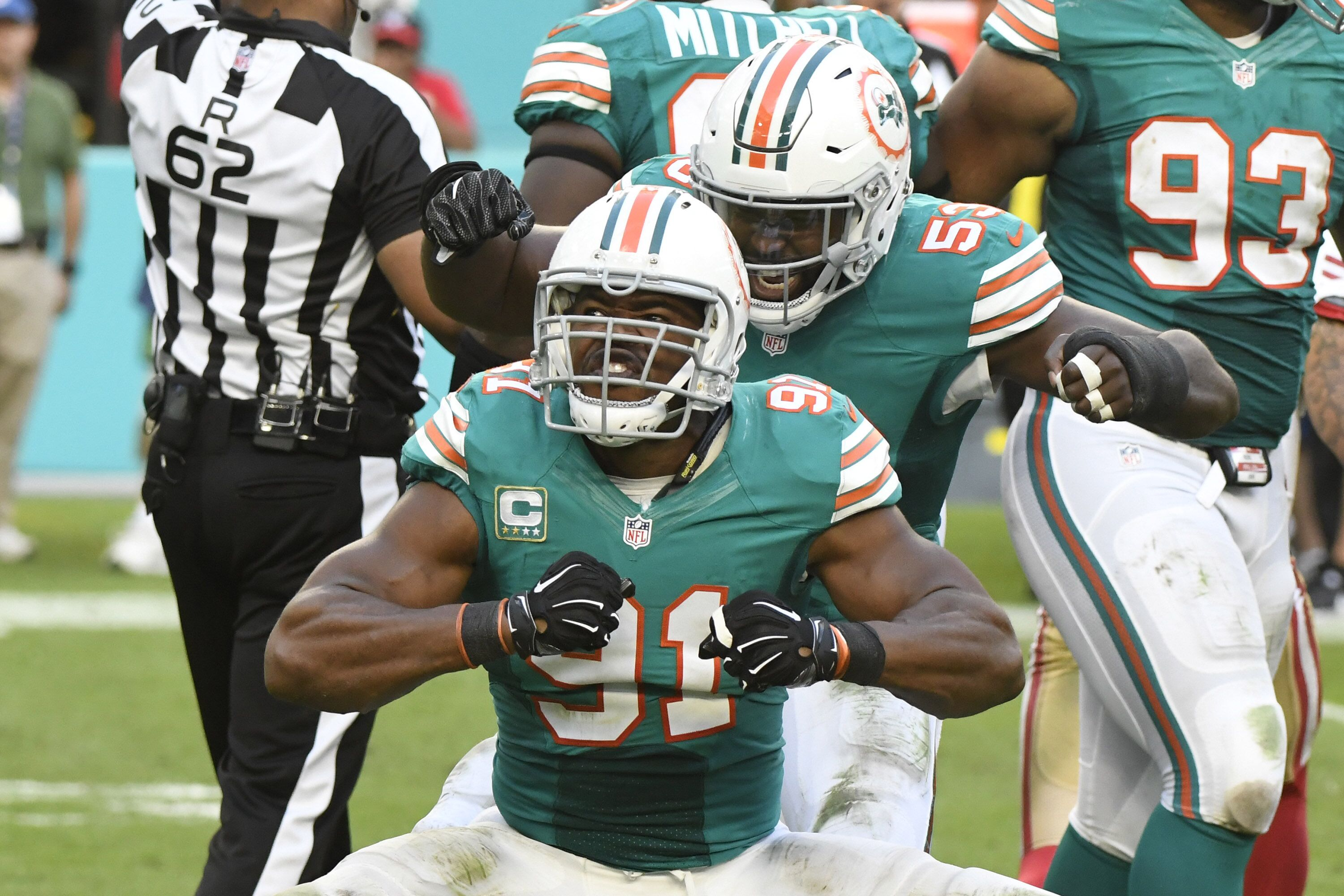 A popular Miami Dolphins player you simply do not like, name him!